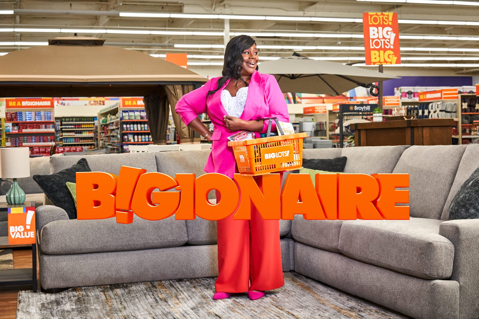 News   Tombras Launches National Brand Campaign for Big Lots   Tombras